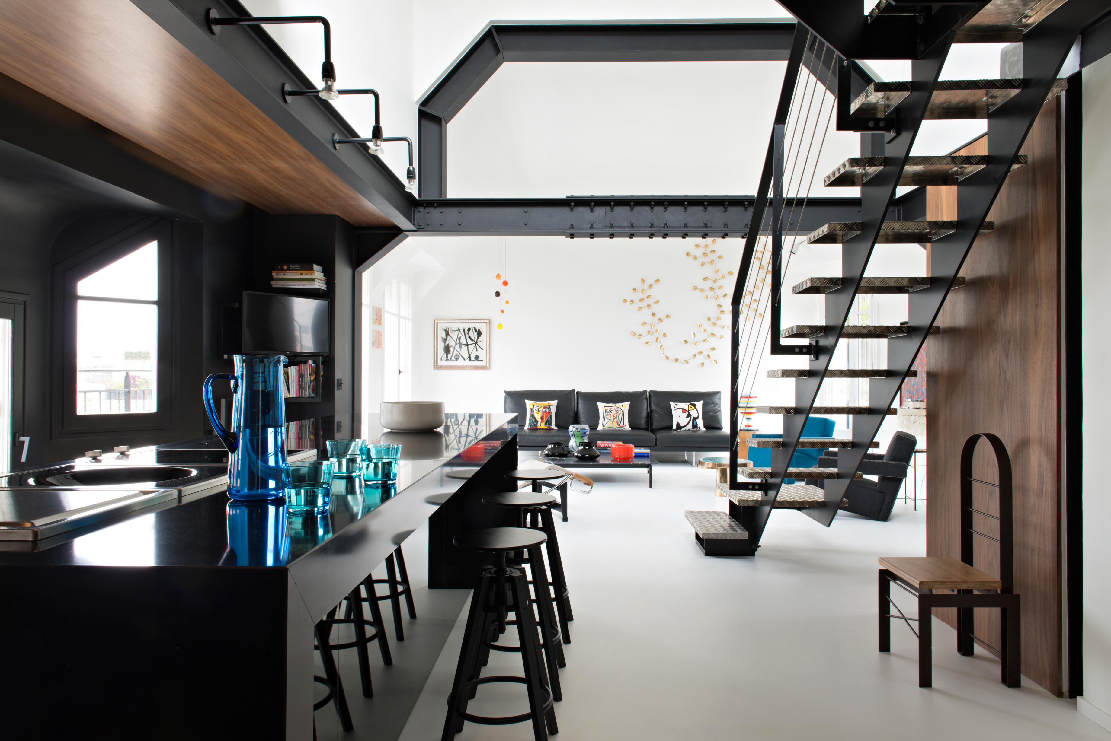 l appartement de madame et monsieur l. Black Bedroom Furniture Sets. Home Design Ideas